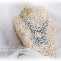 "Collar medieval modelo ""Pr"" <br> 24€"
