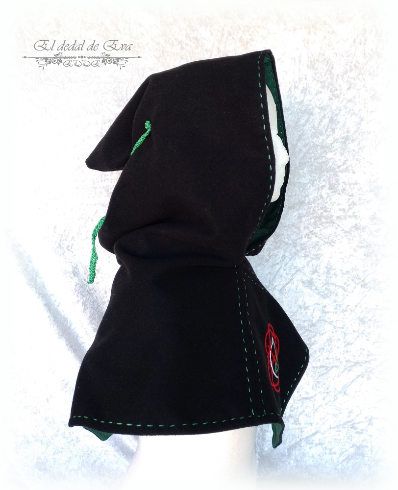 Hood  Trisquel Vikingo<br>45€