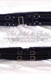 Cinturón doble<br> 55€
