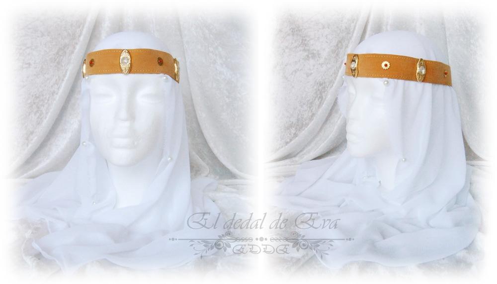 Corona medieval camel-oro<br> 12€