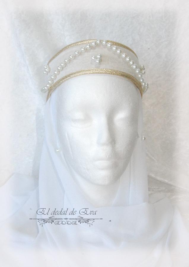 Corona boda medieval<br> 24€