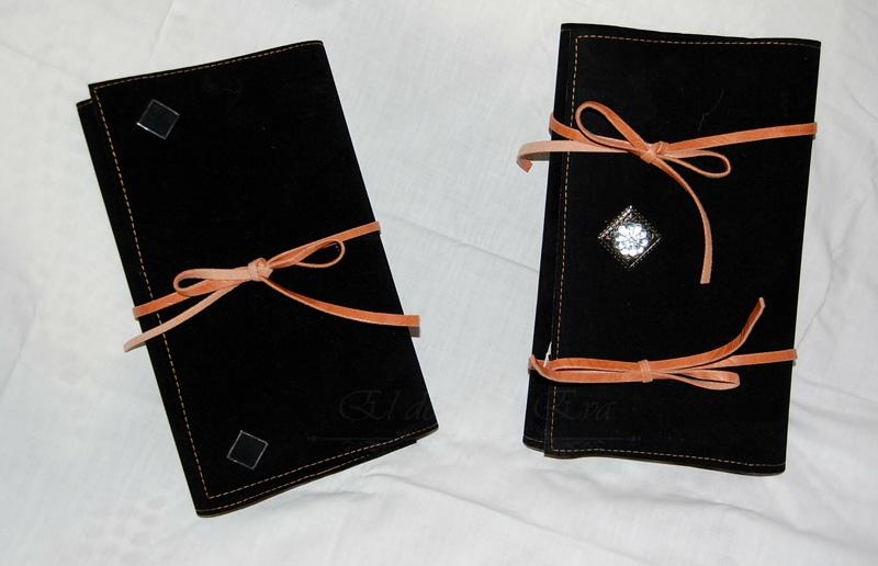 Fundas de libro  modelos  15a12; 15a10  (polipiel); 16€