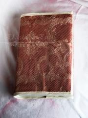 Fundas de libro (telas variadas).Modelo 10;   8€