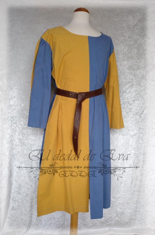Vesta Azul-Amarilla<br>48€