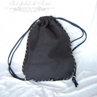 Mochila medieval <br>No disponible
